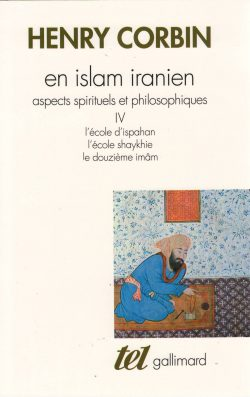 En Islam iranien Livre 4.