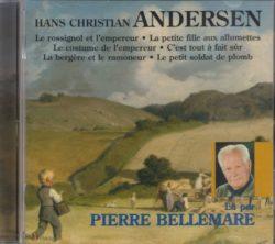 Contes d'Andersen CD