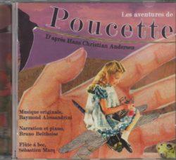 Les aventures de POUCETTE CD
