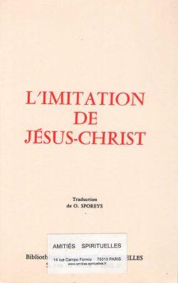 L'imitation de Jésus Christ