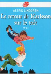 Le retour de Karlsson sur le toit