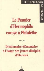 Le Psautier d'Hermophile à Philalèthe