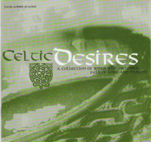 CD CELTIC DESIRES