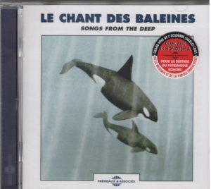 CD Chant des baleines