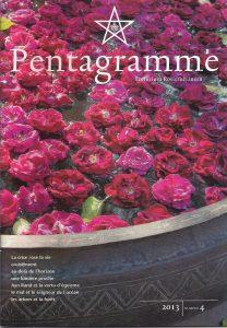 Revue Pentagramme - Année 2013