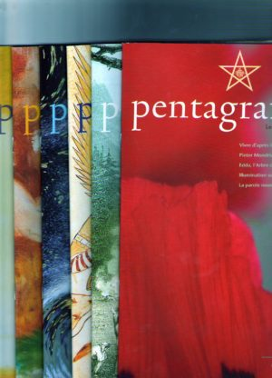 Revue Pentagramme - Année 2011