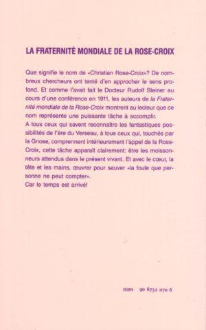 La Fraternité mondiale de la Rose-Croix