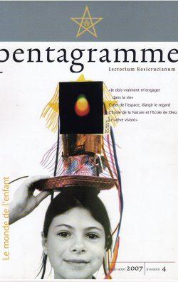 Revue Pentagramme - Année 2007