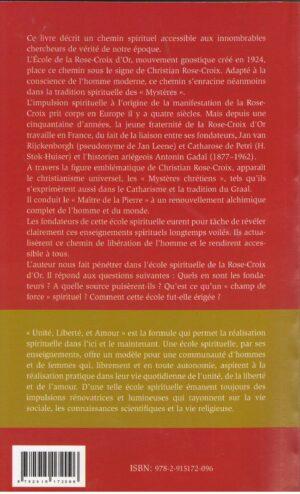 L'Ecole Spirituelle de la Rose-Croix d'Or