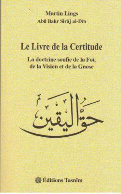 Le Livre de la Certitude