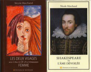 Lot de deux livres