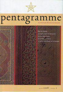 Revue Pentagramme - Année 2008
