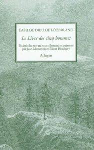 Le livre de Dieu de l'Oberland