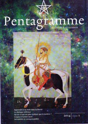 Revue Pentagramme - Année 2014