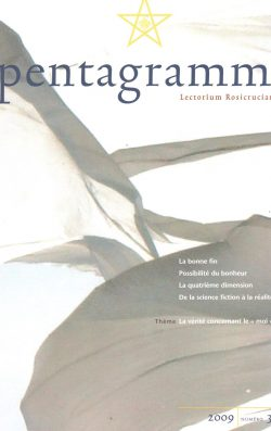 Revue Pentagramme n°3 - 2009