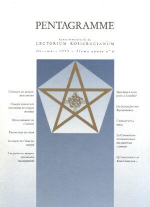 Revue Pentagramme n°6 - 1999