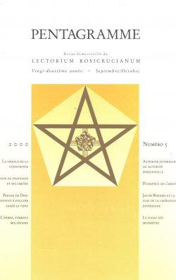 Revue Pentagramme n°5 - 2000