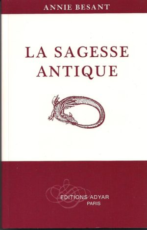 La Sagesse antique